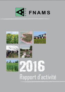 Rapport d'activité FNAMS 2016