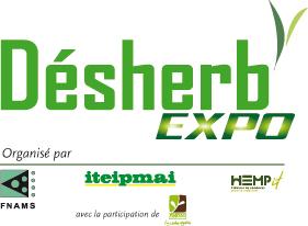 logo Désherb'expo