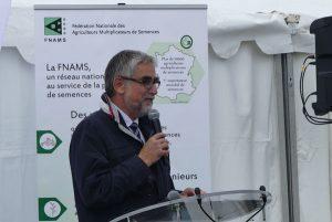 M. Dehaumont, Directeur de la Direction Générale de l'Alimentation